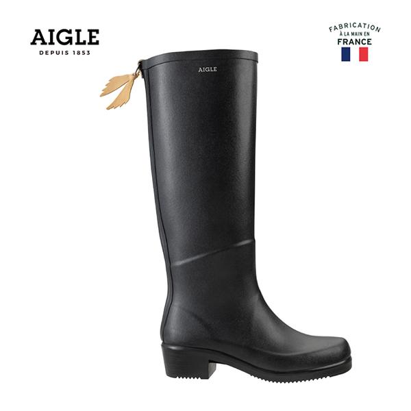 (AIGLE)Female classic casual rubber boots