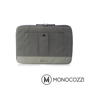 (MONOCOZZI)MONOCOZZI Gritty protection inside the bag for Macbook 13 inch - dark gray (MONO-GTY-MBL-GRY)