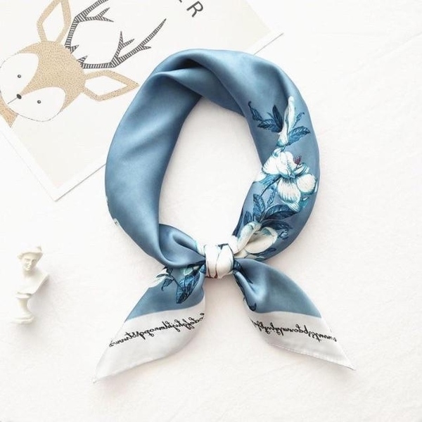 vivi fashion scarf, spring and autumn summer new wild scarf, small square scarf 052303