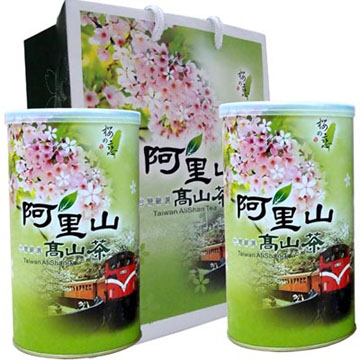 [Newly made tea] Alishan top hand-picked pearl lotion (300g*2 cans)