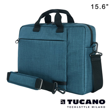(TUCANO)TUCANO SVOLTA 15.6-inch laptop will fashion side backpack - Blue