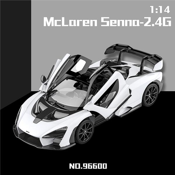 (mclaren)[Ma Liou Toys] 2.4G 1:14 McLaren Senna remote control car/96600