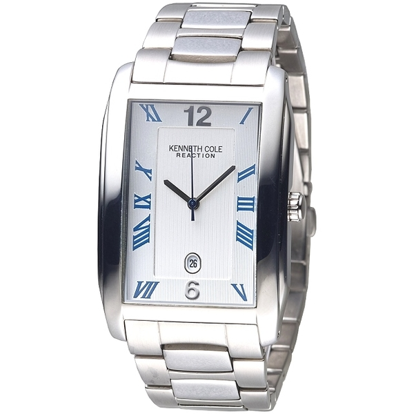 (kennethcole)Kenneth Cole Tiehan Pride Men's Watch - White (IKC3804)