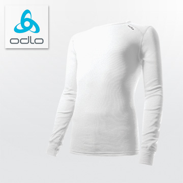 (ODLO)[M] silver ions ODLO warm clothing Tee 152 022 (white 10000)