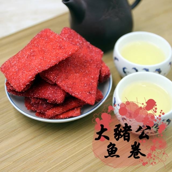 (Chiao-E)Chiao-E fish snacks 210g