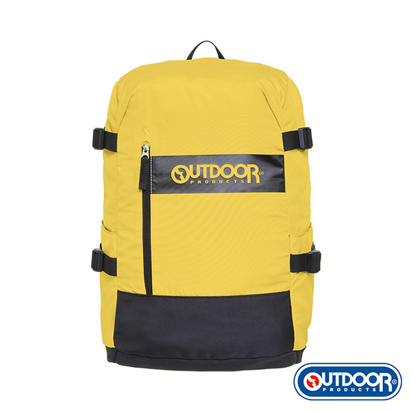 (outdoor)[OUTDOOR] Style Front-Backpack-Yellow OD201115YL