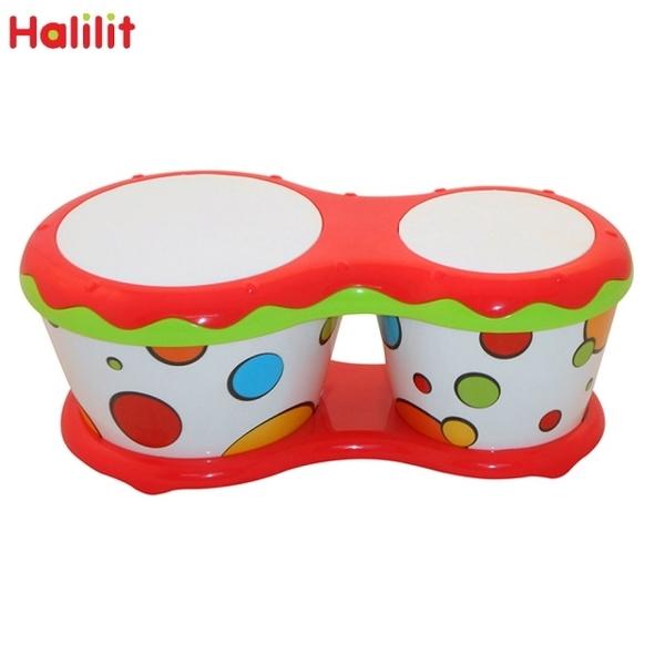 (Halilit)[Halilit] Baby Bongo Drum