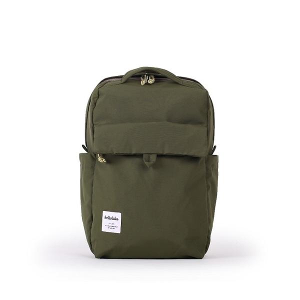 (hellolulu)Hellolulu Mini CARTER Backpack-Cabbage Green