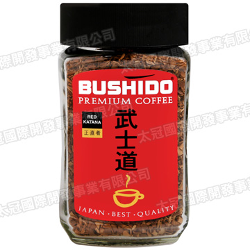 Haco 武士道咖啡-濃郁 (100g)