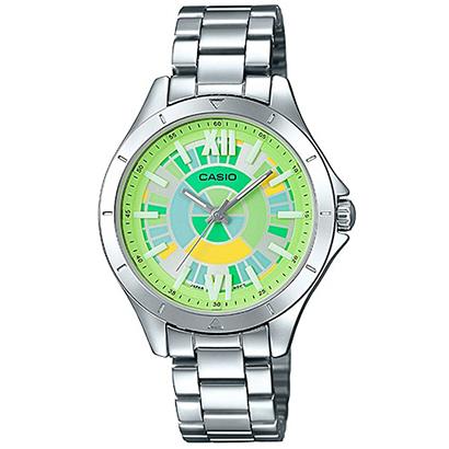 นาฬิกาข้อมือผู้หญิง CASIO Casio colorful รุ่น LTP-E129D-3A