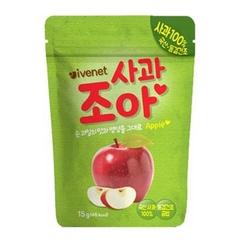 Ivenet Apple Slices (ผลไม้แห้งจากธรรมชาติ)