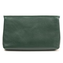 [CUMAR]Cumar-NAPA กระเป๋าถือ / สะพายไหล่ สีเขียว