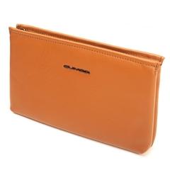 [CUMAR]Cumar-NAPA กระเป๋าถือ / สะพายไหล่ สีส้ม