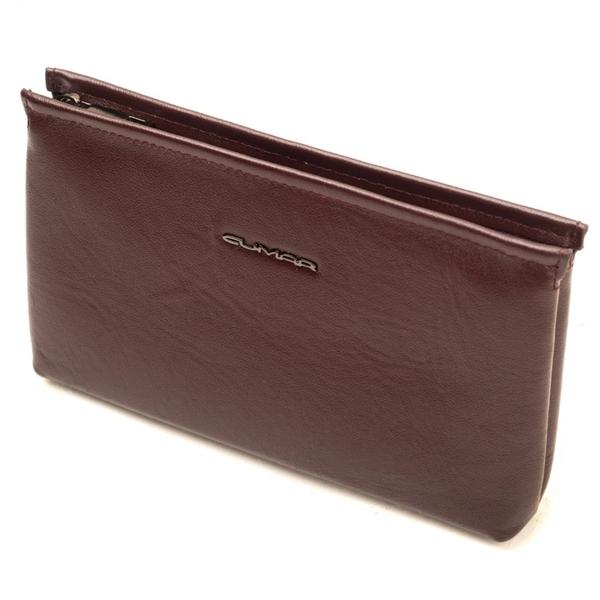 [CUMAR]Cumar-NAPA กระเป๋าถือ / สะพายไหล่ สีน้ำตาลแดง
