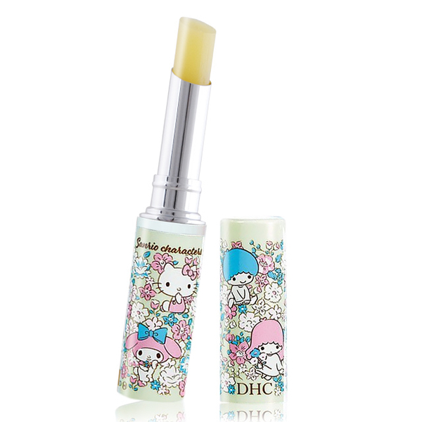 DHC Pure Olive Lip Balm-Sanrio Joint Limited Edition (1.5g)-Green