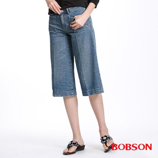(BOBSON)[BOBSON] women's low waist tube cropped pants (112-58)