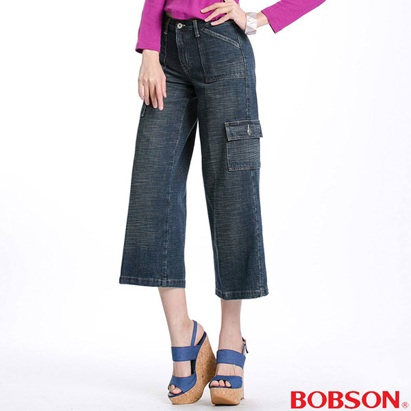 (111-53)[BOBSON] women's low waist tube eight pants (111-53)