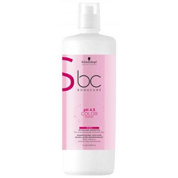 Schwarzkopf Crystal Color Locking Shampoo แชมพู 1000ml (Hair Color)