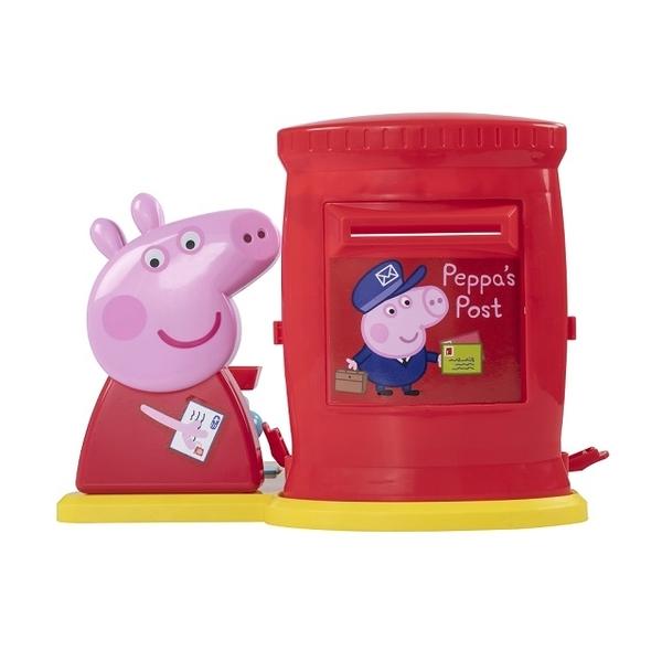 (粉紅豬小妹)Peppa Pig-Peppa Post