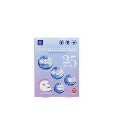 【 Wellness Japanese 】 Wellness Brightening and Firming Bio-Fiber Mask 3 ชิ้น / กล่อง (รุ่นสีน้ำเงิน)