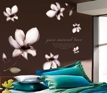 iStyle創意壁貼 玉蘭花