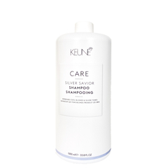 KEUNE CARE SILVER SAVIOR SHAMPOO SHAMPOOING (Hair Color)