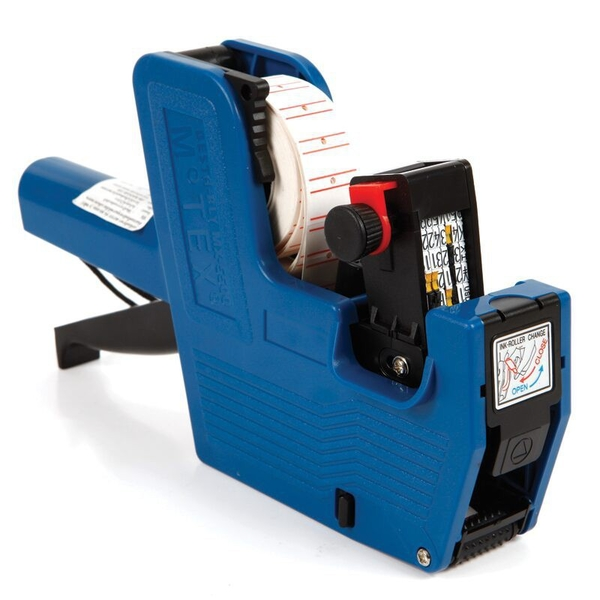 MOTEX เครื่องตีป้ายราคา 8หลัก โมเท็กซ์ รุ่น MX-5500 Price Labeller โมเทค เครื่องพิมพ์ป้ายราคา