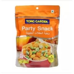 Tong Garden Party Snack ทองการ์เด้นถั่วอบผสมแป้งกรอบ 180กรัม