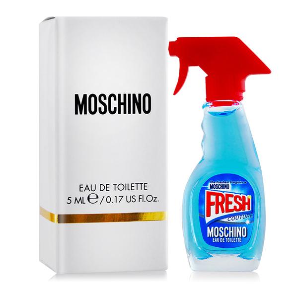 MOSCHINO  Fresh Couture Eau de Toilette ขนาด5มล.