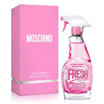 MOSCHINO Fresh Couture Pink EDT ขนาด100มล.