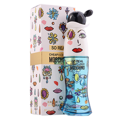 MOSCHINO SO REAL  Cheap and Chic EDT 30มล.