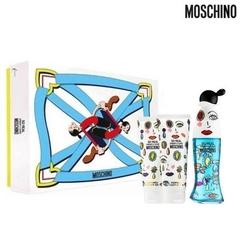 MOSCHINO So real Limited เซตของขวัญ (Eau De Toilette 50มล. + Body Wash 100มล. + Body Lotion 100มล.)