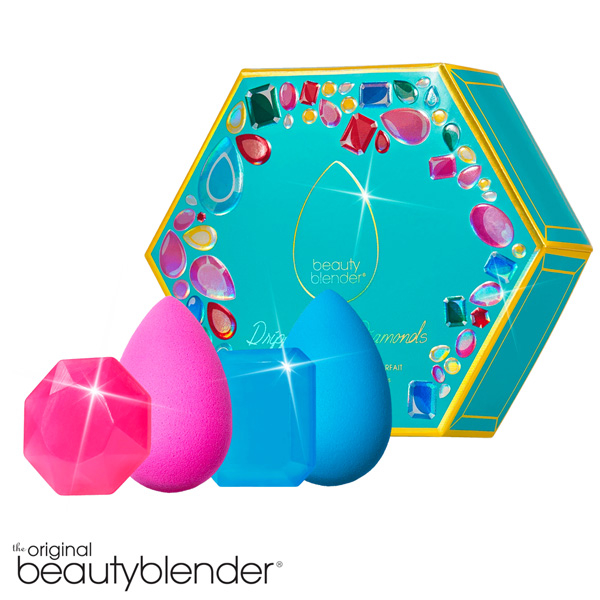[Beautyblender] Original Beauty Egg Shining Diamond Limited Set