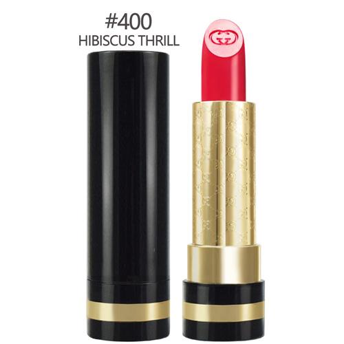 GUCCI Ultimate Color Moisturizing Lip Balm #400 HIBISCUS THRILL 3.5g
