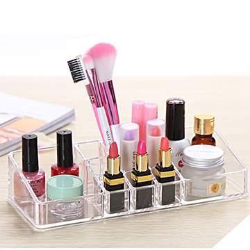 【翻糖木馬】桌面實用型化妝品收納盒
