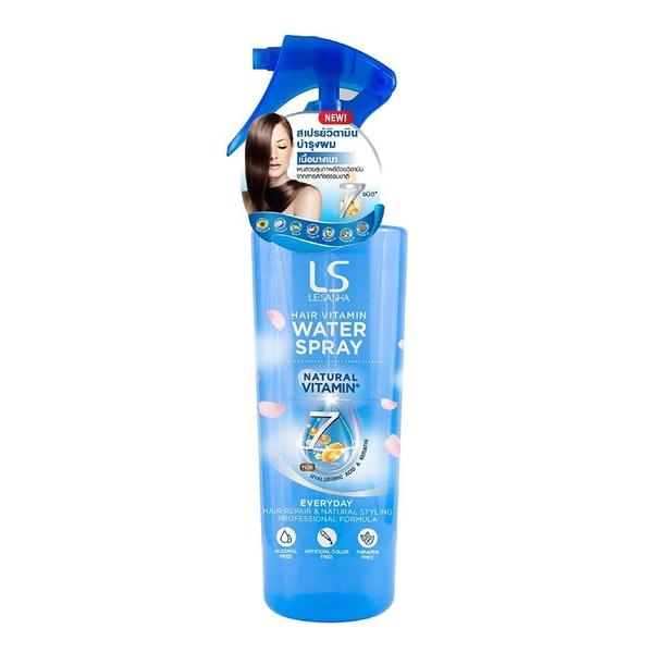 สเปรย์จัดแต่งทรงผม LE SASHA LS1312 HAIR VITAMIN WATER SPRAY LESASHA LS1312