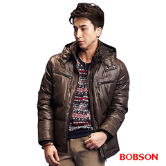【 BOBSON 】แจ็คเก็ตดาวน์หลายกระเป๋าผู้ชาย (33035-76)