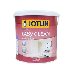 สีน้ำทาภายใน Jotun Essence Easy Clean BASE A ด้าน 2.5GL JOTUN ESSENCE EASY CLEAN BASE A MATT 2.5GL