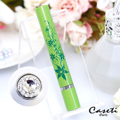 [Caseti] Green Leaf Travel Perfume Bottle Perfume Carrying Bottle น้ำหอมกระจายขวดความจุ 3.1ml