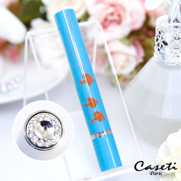 【 Caseti 】 Blue Sea Redfish Travel Perfume Bottle น้ำหอมหิ้วขวดน้ำหอมกระจายความจุขวด 3.1ml