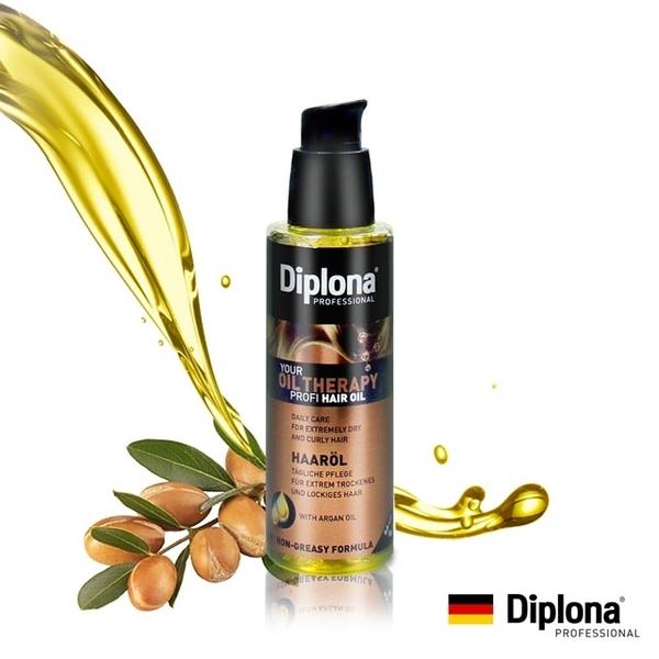 德國Diplona沙龍級摩洛哥堅果護髮油100ml