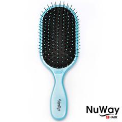 【หวีวิเศษ】แนะนำโดยครูอู๋อี้หลิน - Professional Dressing Comb NWV-SBU (Pearl Blue)