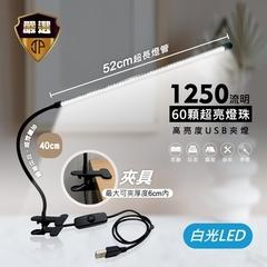 มัลติฟังก์ชั่น LED ป้องกันดวงตาไฟคลิป USB