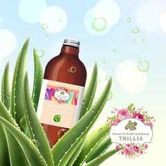 [Trillia] Aloe Vera Gel Original Liquid-1000ml