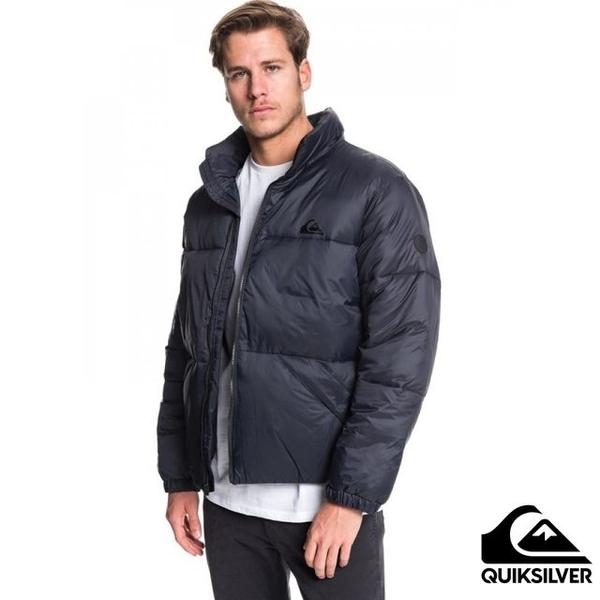[QUIKSILVER] THE OUTBACK Cotton Jacket Black