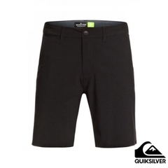 [QUIKSILVER] UNION AMPHIBIAN 20 Water and Land Wave Pants Black
