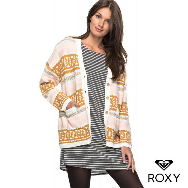 【 ROXY 】 GOLDEN STATE OF MINE เสื้อถัก