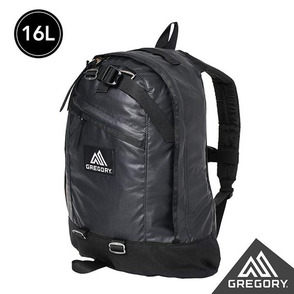 (gregory)Gregory 16L FINE DAY Backpack Shiny Black