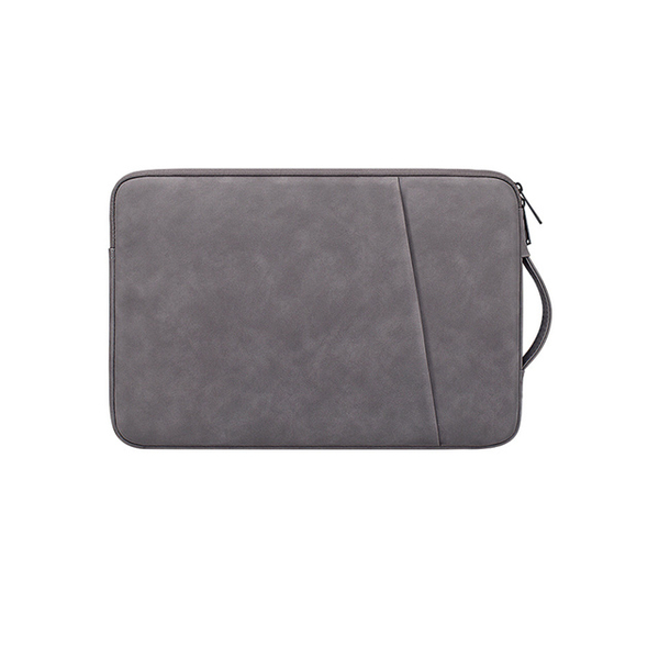 (dido shop)14/15.4 inch simple portable notebook computer bag (DH292) dark gray