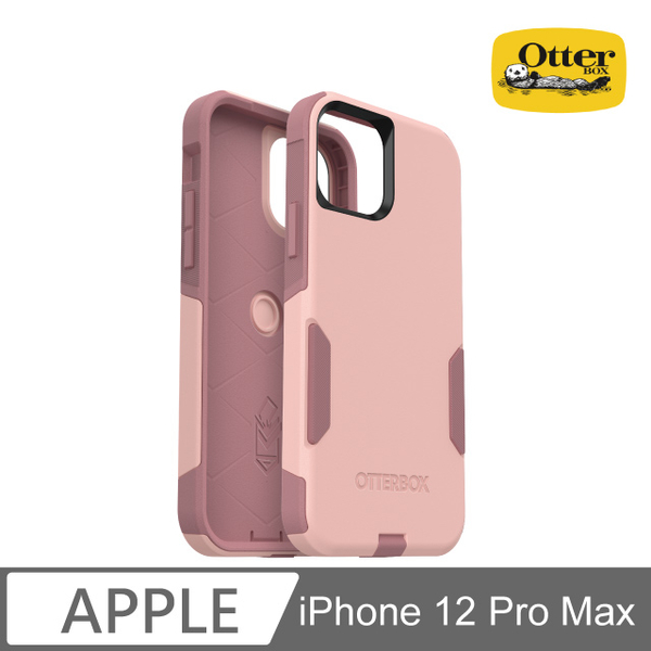 (OtterBox)OtterBox iPhone 12 Pro Max Commuter Series Protective Case-Pink